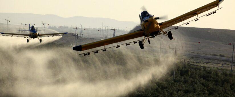 В России впервые состоится конкурс среди пилотов на авиахимработах