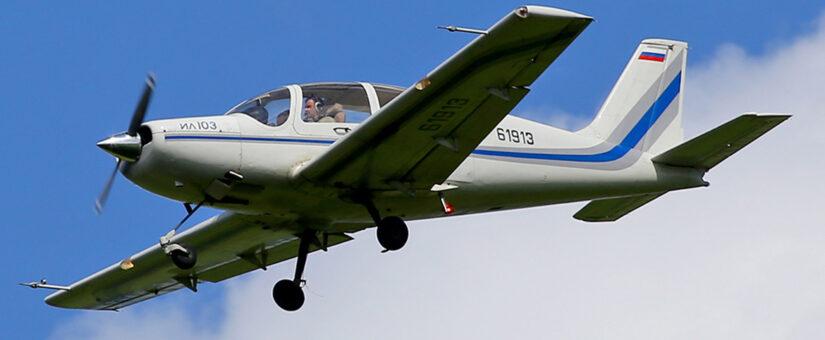 Самолёт Ил-103М рассматривают для авиационных работ