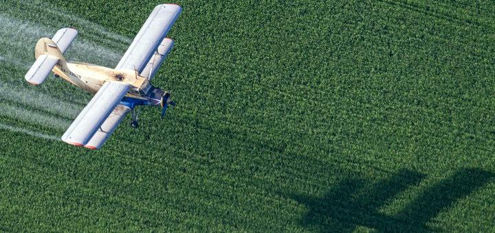 В России начинает работу «Скорая авиационная агрономическая помощь»